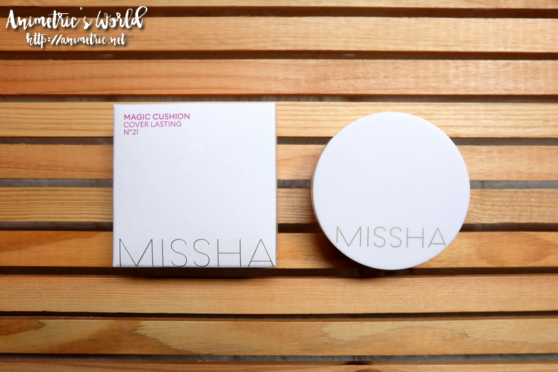 Missha Magic Cushion Cover Lasting