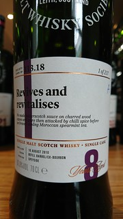 SMWS 113.18 - Revives and revitalises