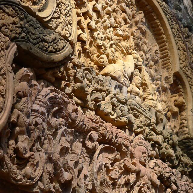 044-Cambodia-Banteay Srei