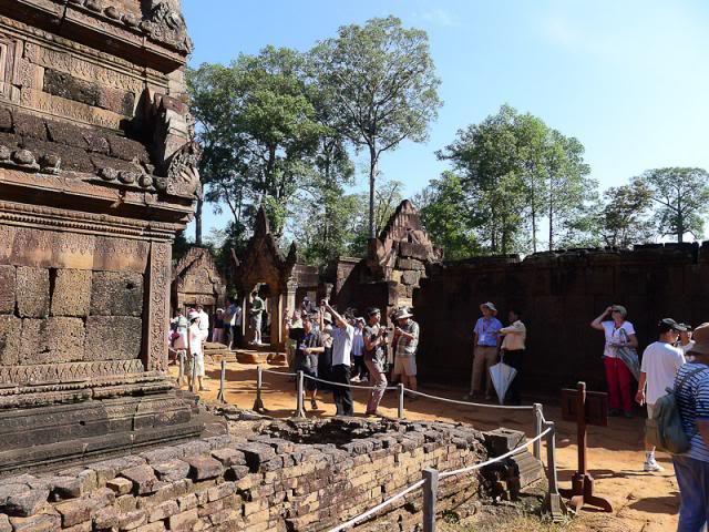 043-Cambodia-Banteay Srei