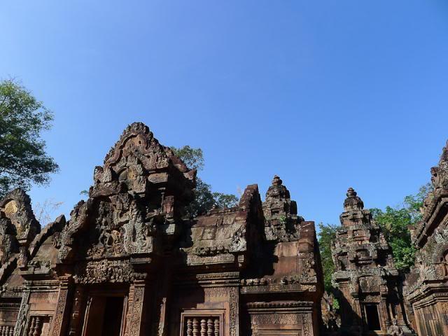 042-Cambodia-Banteay Srei