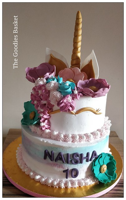 Unicorn Cake by Kinnari Joseph