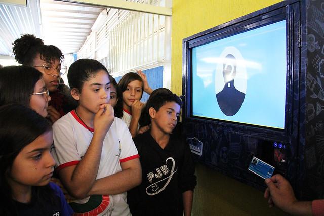 Programa Educação para a Paz leva mais segurança às escolas