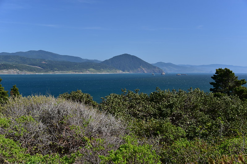 Port Orford Heads