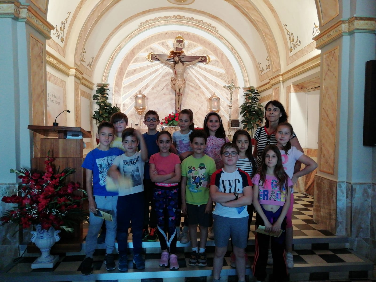 (2019-05-23) Visita ermita alumnos Laura - 3 C primaria - Reina Sofia - María Isabel Berenguer (03)