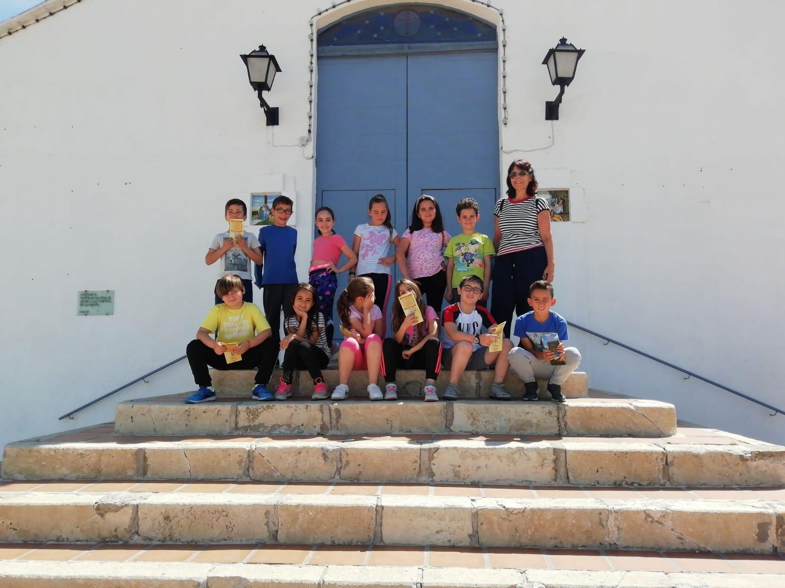 (2019-05-23) Visita ermita alumnos Laura - 3 C primaria - Reina Sofia - María Isabel Berenguer (02)
