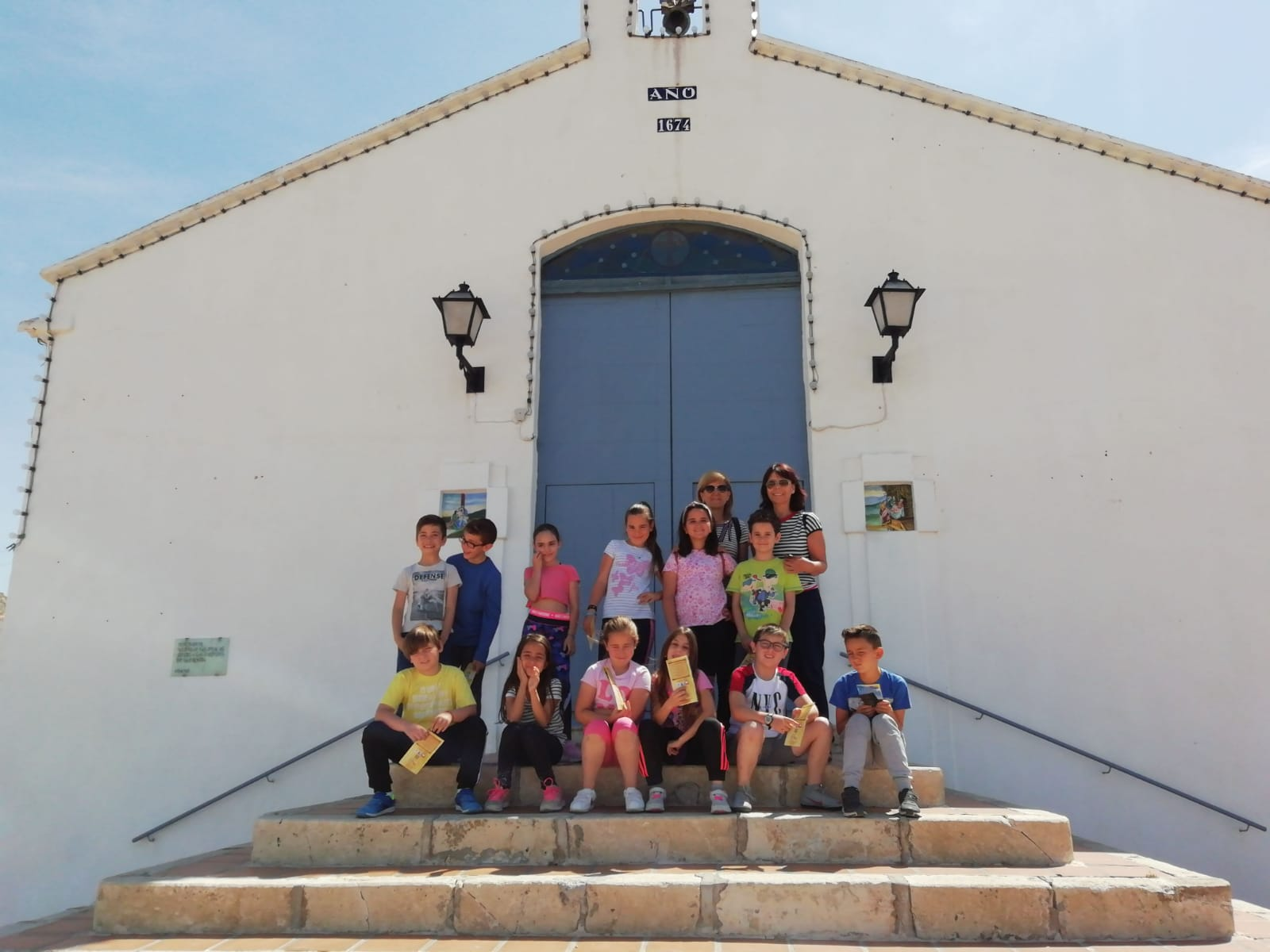 (2019-05-23) Visita ermita alumnos Laura - 3 C primaria - Reina Sofia - María Isabel Berenguer (11)