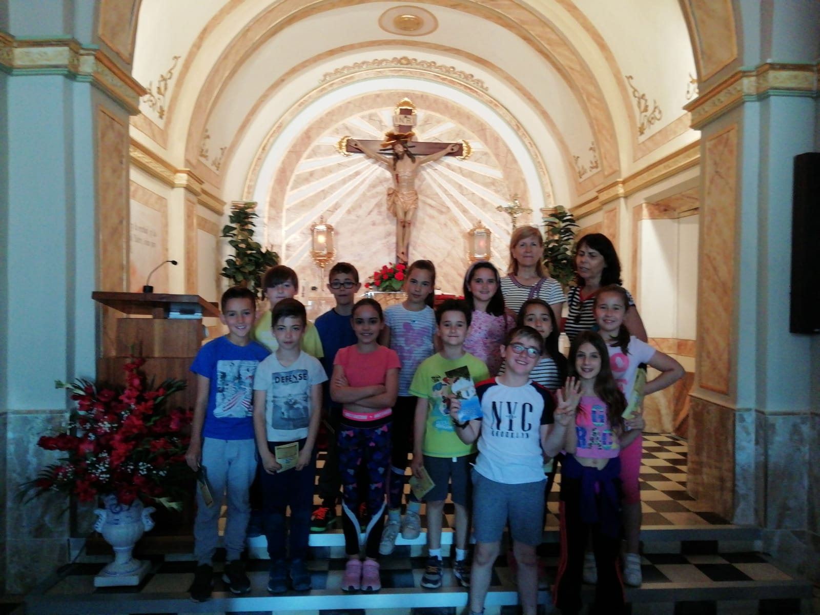 (2019-05-23) Visita ermita alumnos Laura - 3 C primaria - Reina Sofia - María Isabel Berenguer (09)