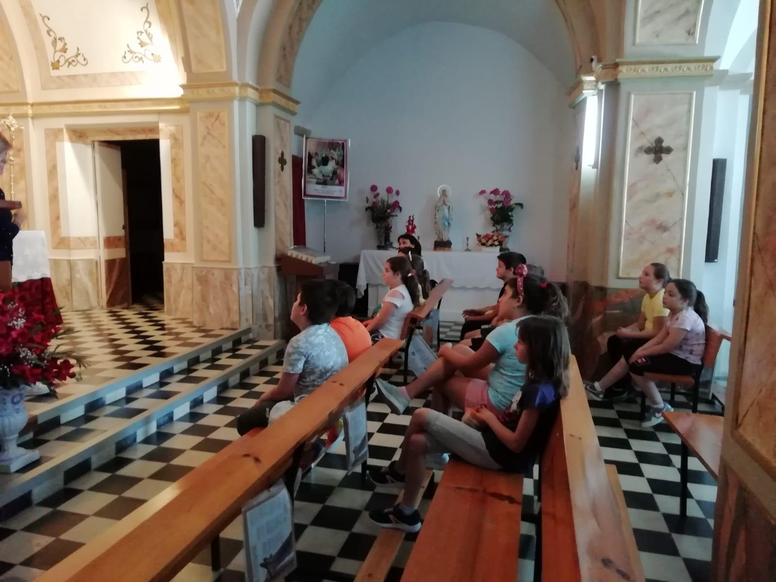 (2019-05-29) Visita alumnos Laura - 3 B primaria - Reina Sofia - Isabel B (03)