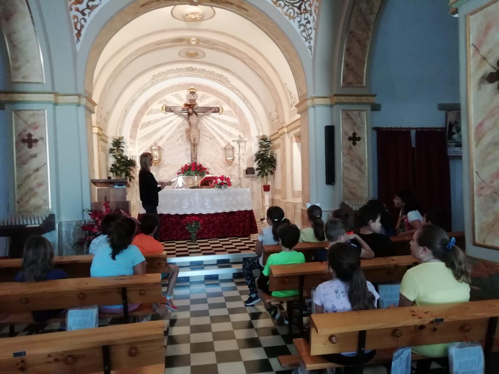 (2019-05-29) Visita alumnos Laura - 3 B primaria - Reina Sofia - Isabel B (02)