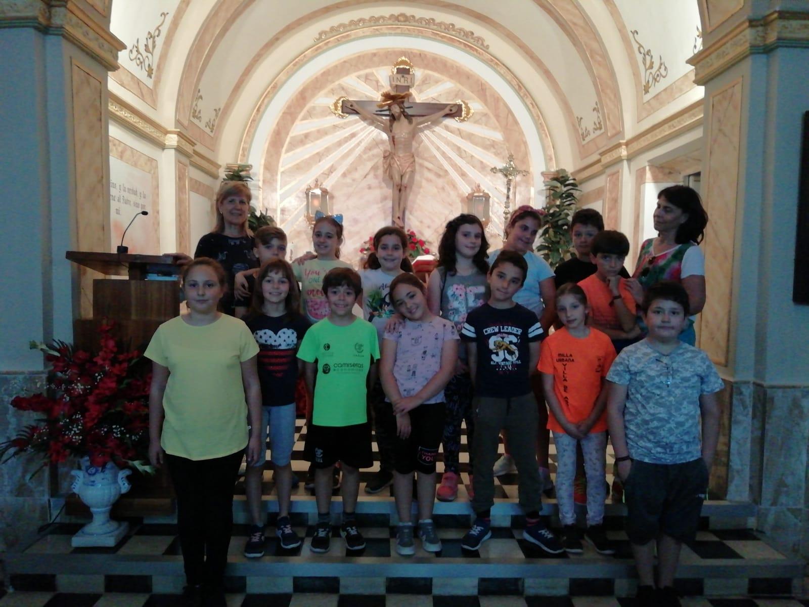 (2019-05-29) Visita alumnos Laura - 3 B primaria - Reina Sofia - Isabel B (11)