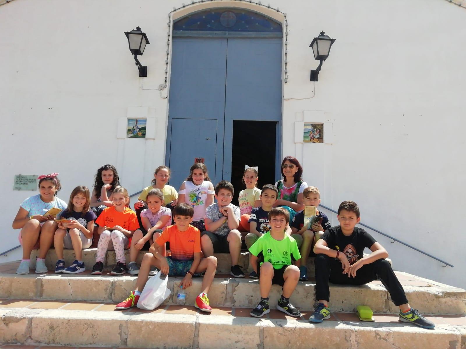(2019-05-29) Visita alumnos Laura - 3 B primaria - Reina Sofia - Isabel B (07)