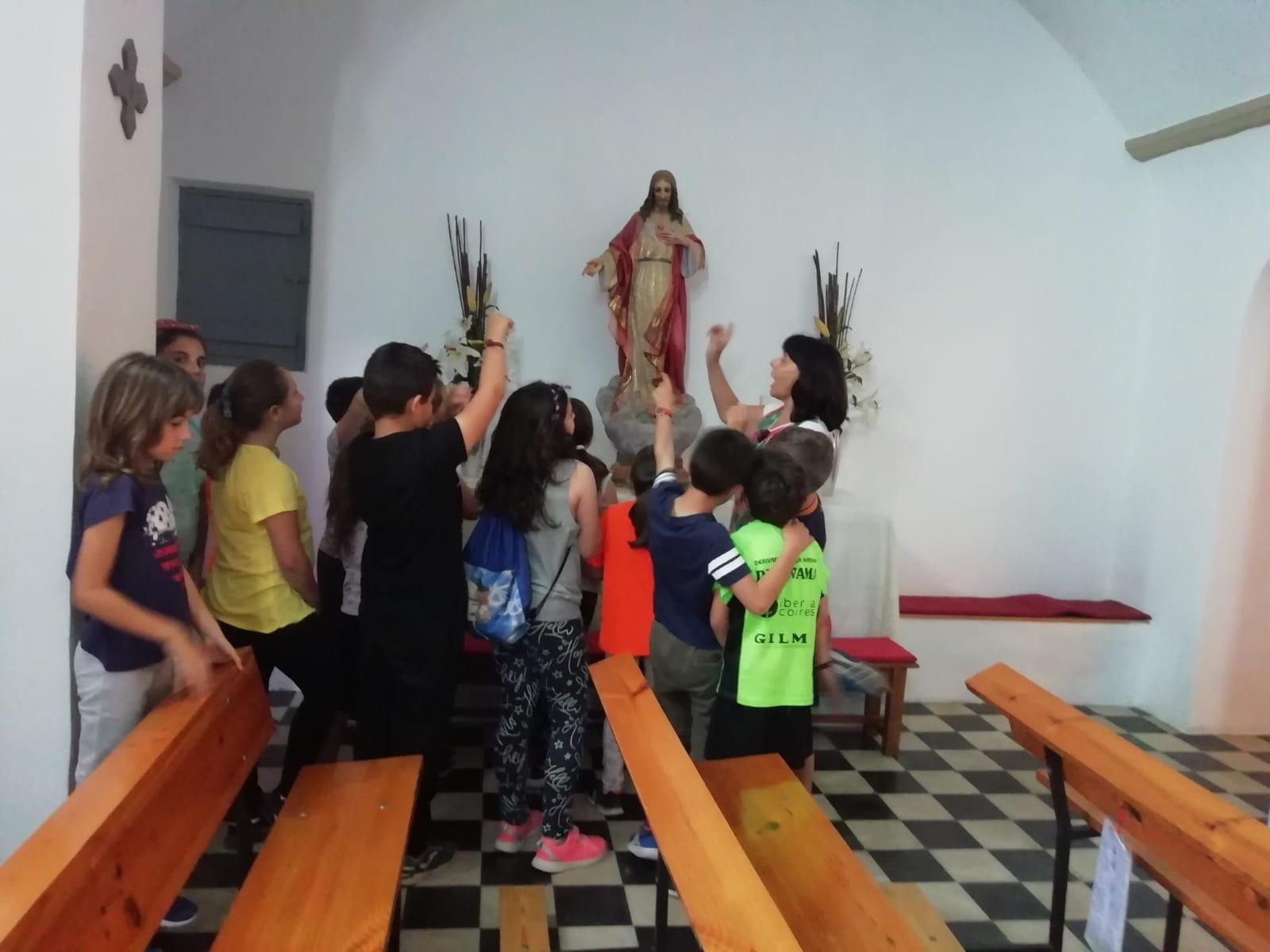 (2019-05-29) Visita alumnos Laura - 3 B primaria - Reina Sofia - Isabel B (05)