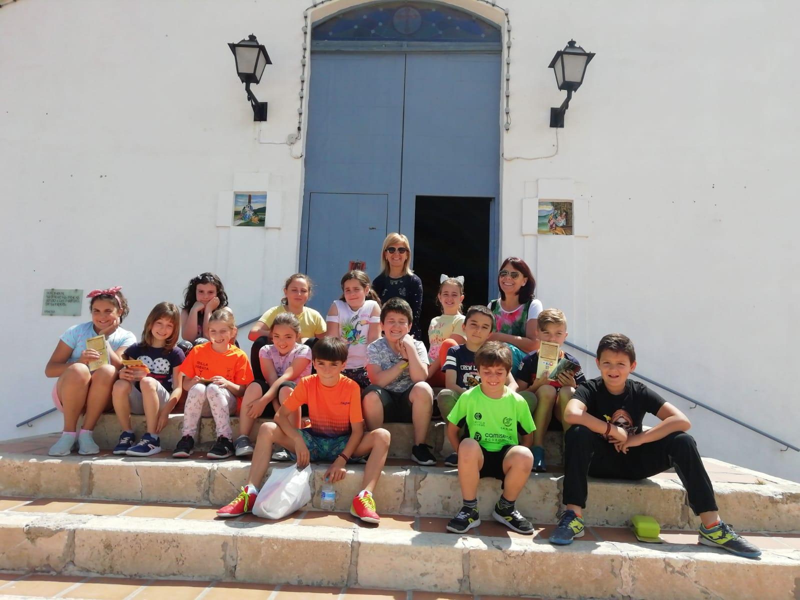 (2019-05-29) Visita alumnos Laura - 3 B primaria - Reina Sofia - Isabel B (04)