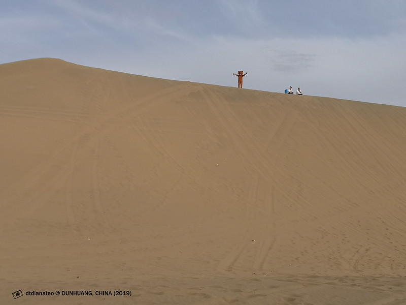 2019 China Dunhuang Desert