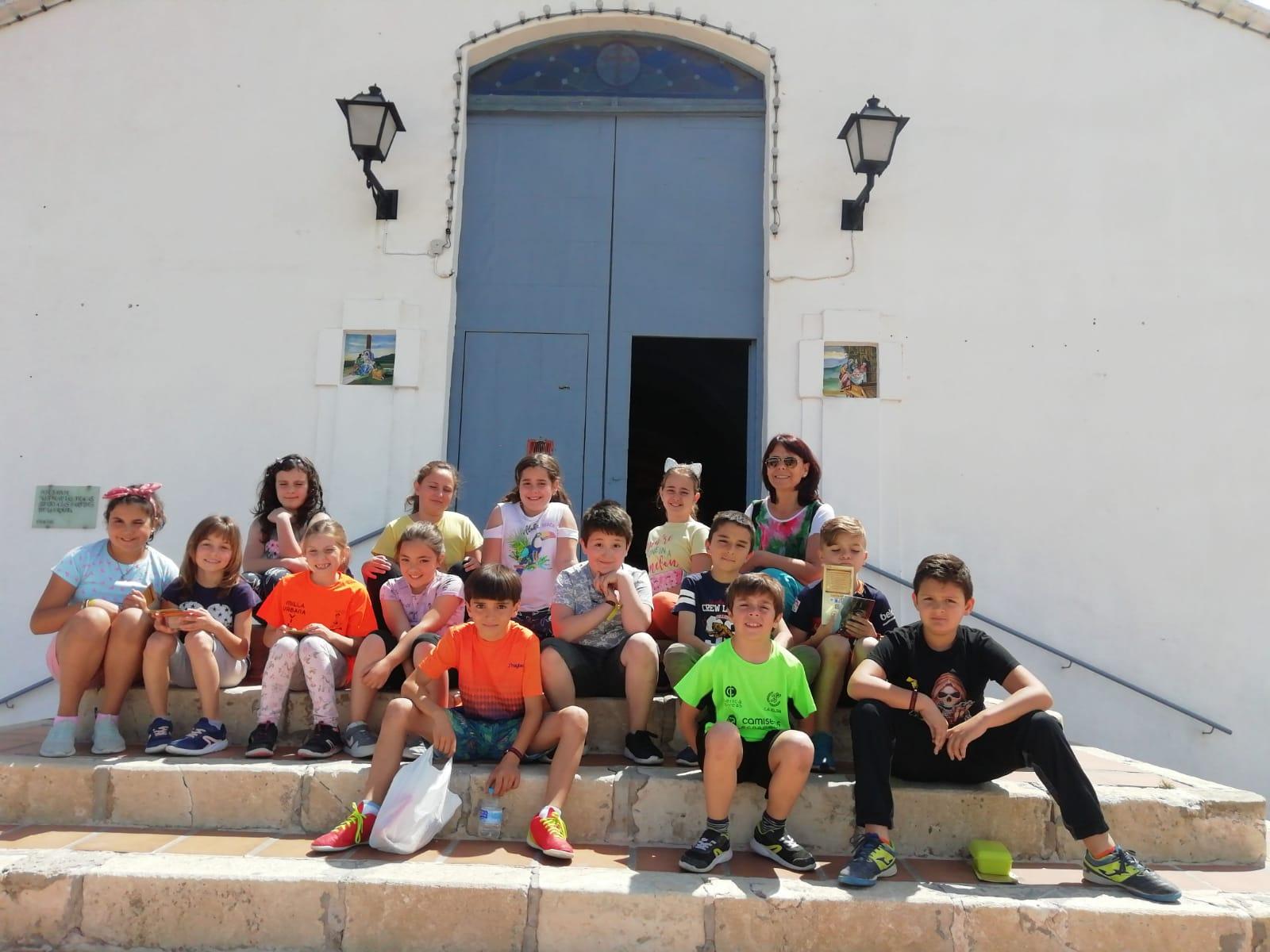 (2019-05-29) Visita alumnos Laura - 3 B primaria - Reina Sofia - Isabel B (01)