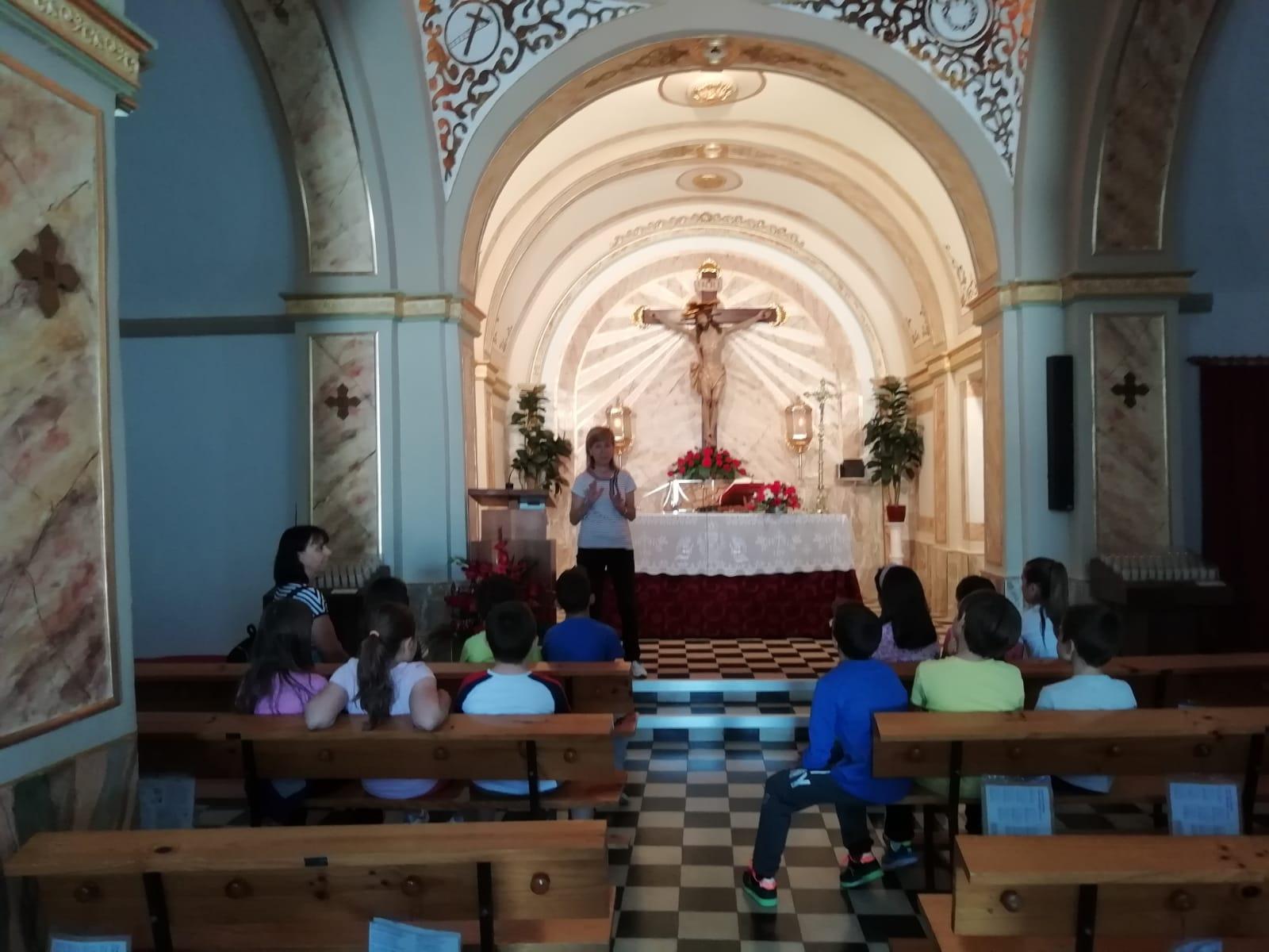 (2019-05-23) Visita ermita alumnos Laura - 3 C primaria - Reina Sofia - María Isabel Berenguer (04)