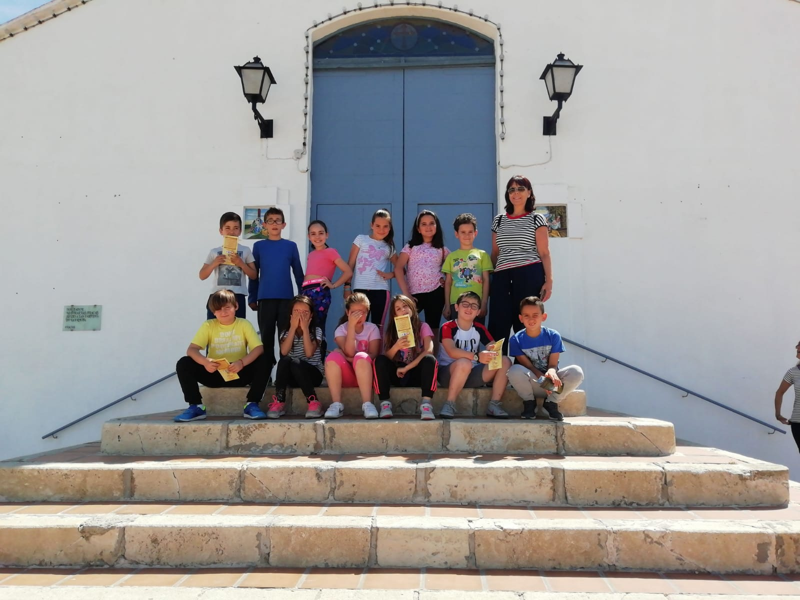 (2019-05-23) Visita ermita alumnos Laura - 3 C primaria - Reina Sofia - María Isabel Berenguer (01)