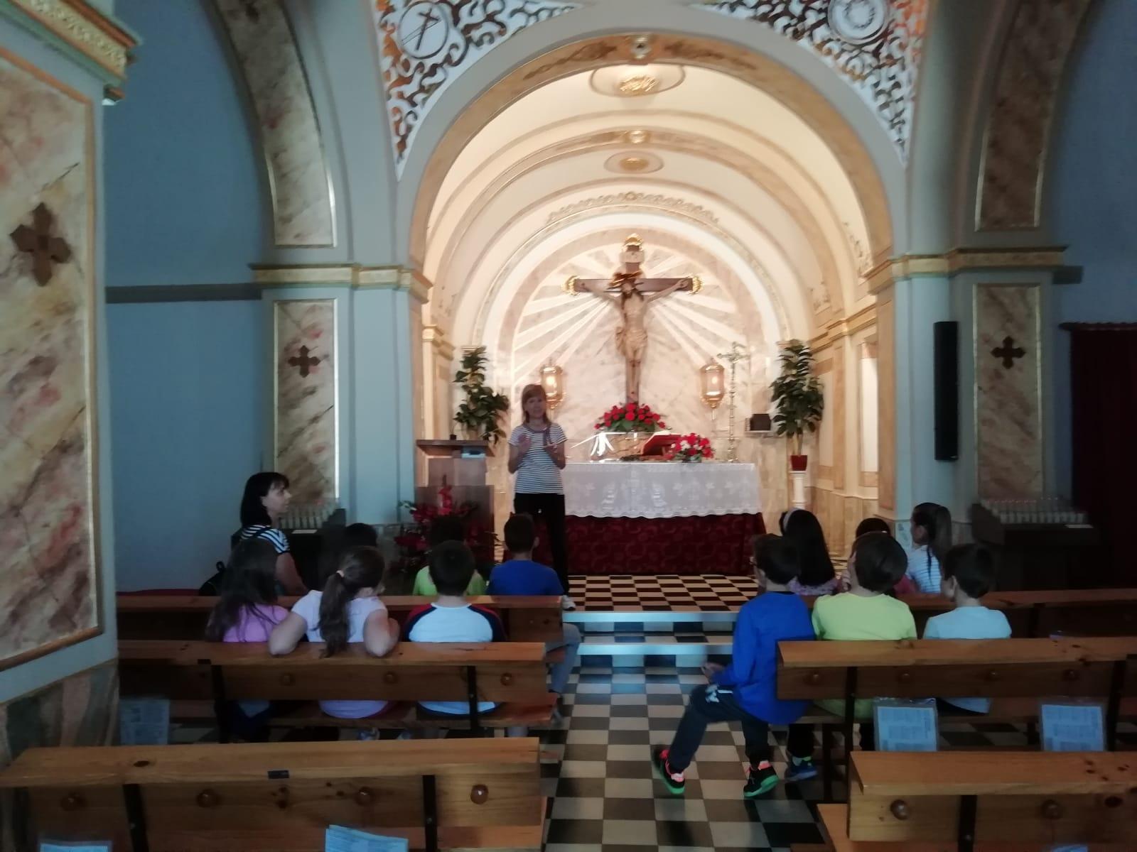(2019-05-23) Visita ermita alumnos Laura - 3 C primaria - Reina Sofia - María Isabel Berenguer (10)