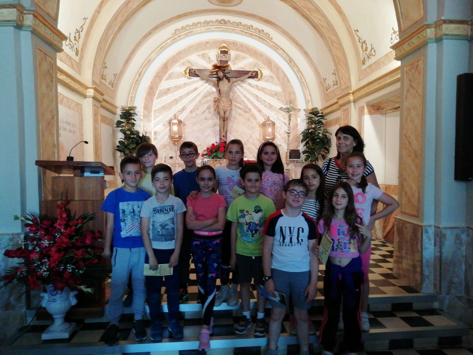(2019-05-23) Visita ermita alumnos Laura - 3 C primaria - Reina Sofia - María Isabel Berenguer (08)