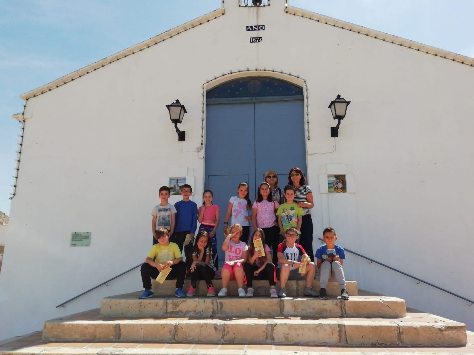 (2019-05-23) Visita ermita alumnos Laura - 3 C primaria - Reina Sofia - María Isabel Berenguer (07)