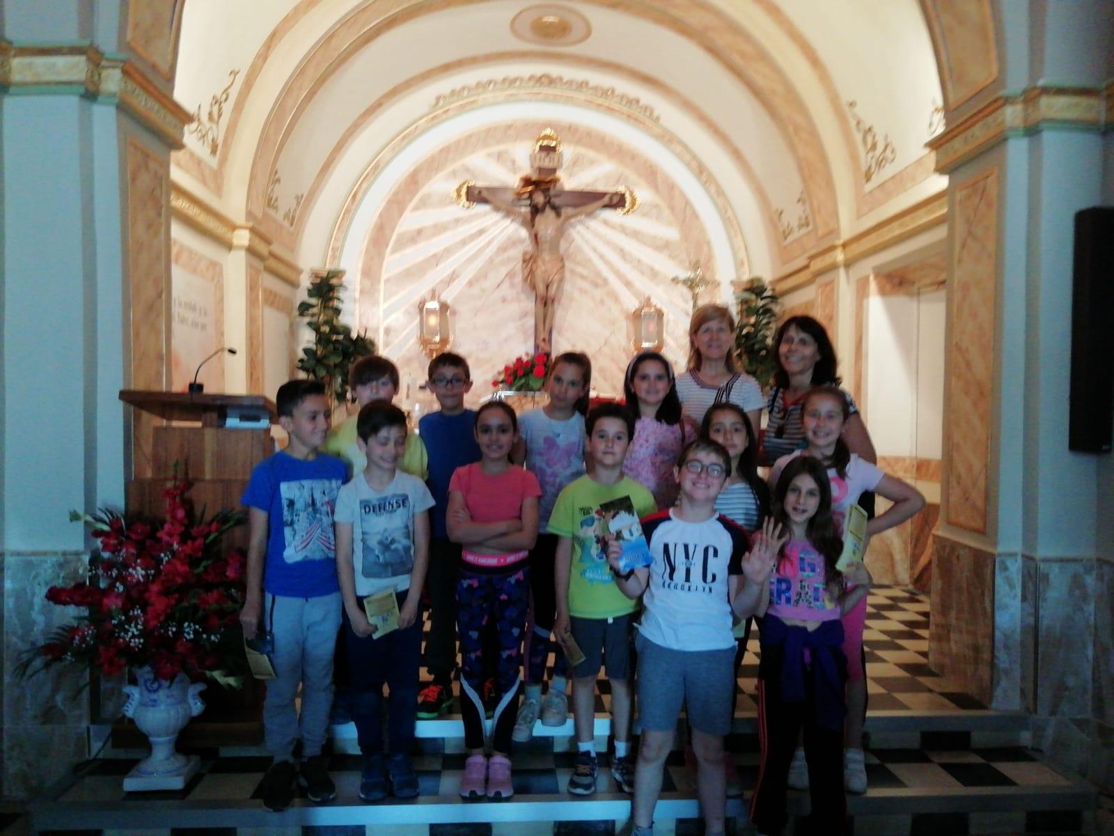 (2019-05-23) Visita ermita alumnos Laura - 3 C primaria - Reina Sofia - María Isabel Berenguer (06)