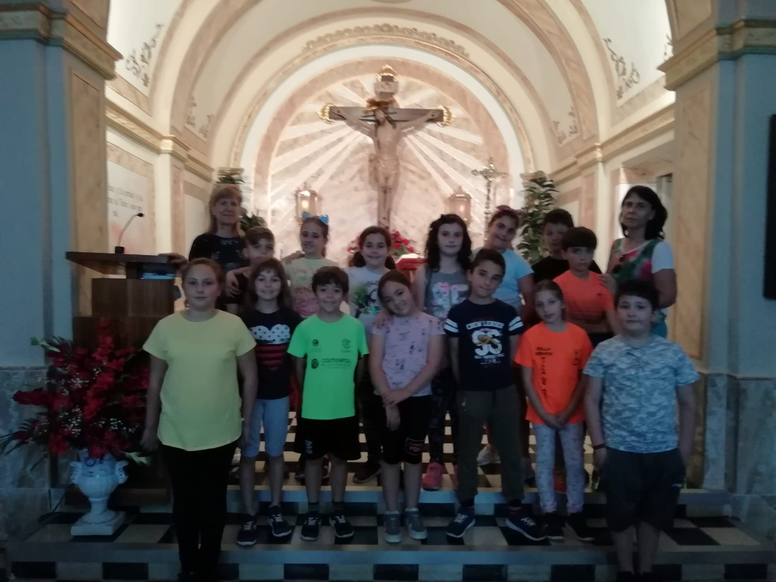 (2019-05-29) Visita alumnos Laura - 3 B primaria - Reina Sofia - Isabel B (10)