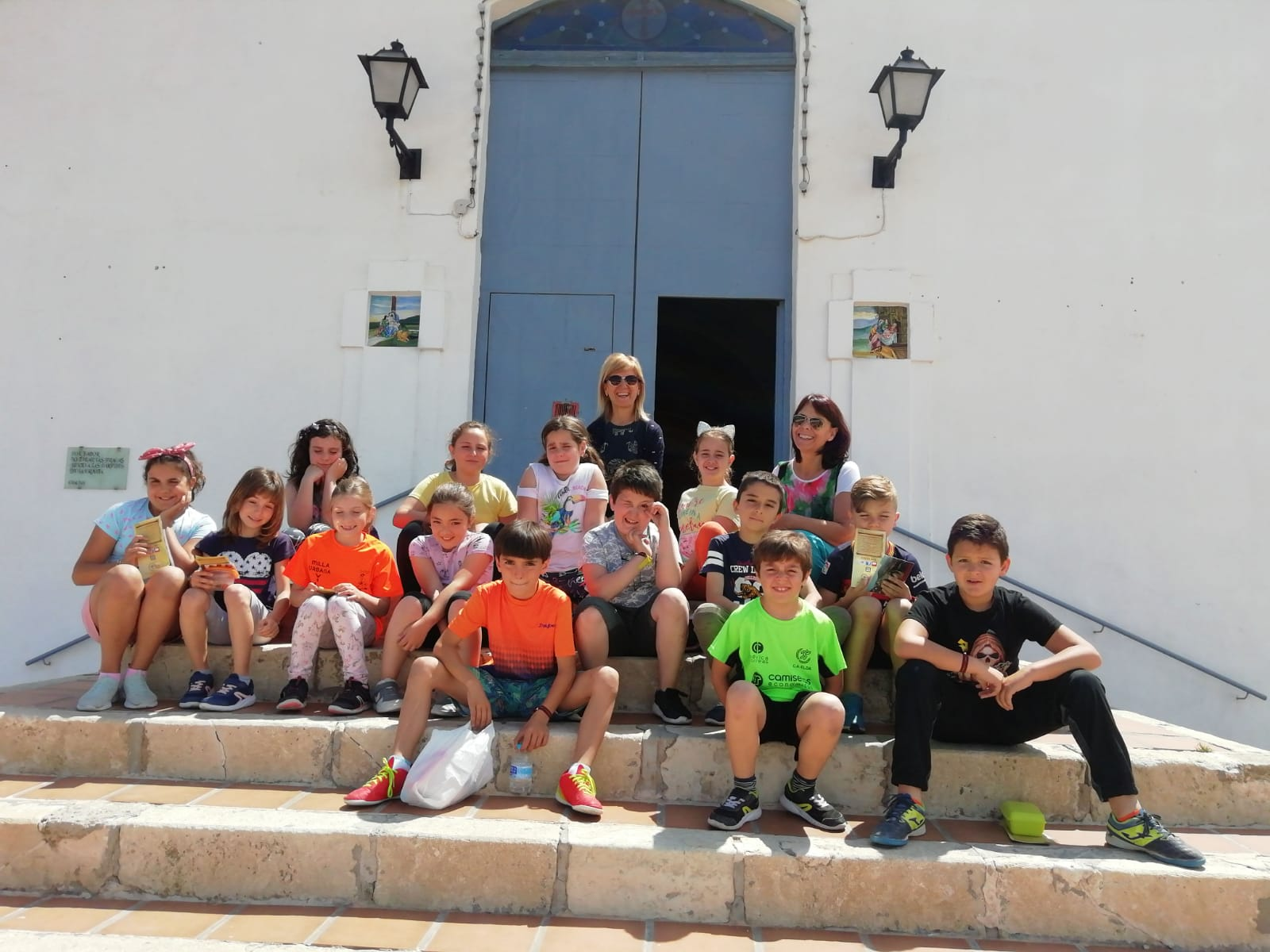 (2019-05-29) Visita alumnos Laura - 3 B primaria - Reina Sofia - Isabel B (06)