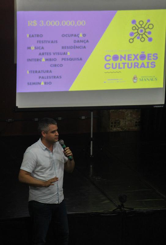 Reunião Edital Conexões Culturais 2019
