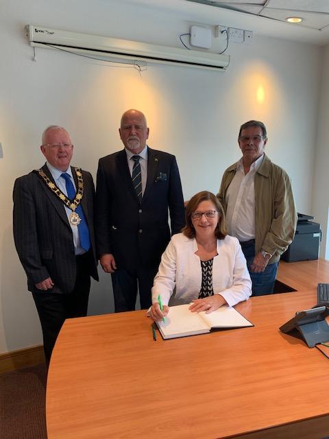 Mayoral Engagements 2019-20