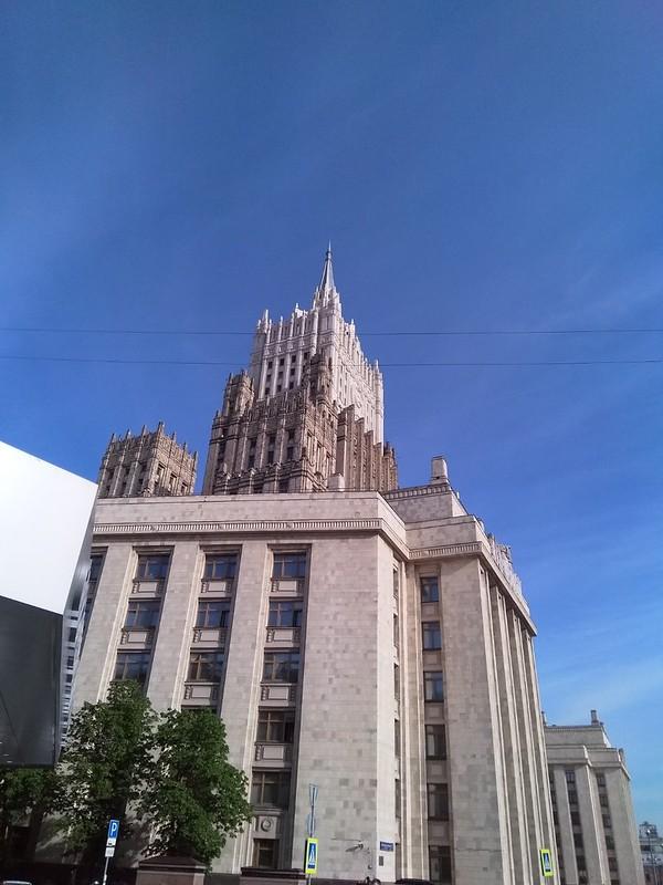 Почистили Москву