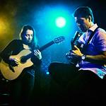 Mon, 20/05/2019 - 6:21pm - Rodrigo y Gabriela Live at McKittrick Hotel, 5.20.19 Photographer: Gus Philippas