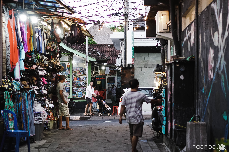 du lịch bụi Bali