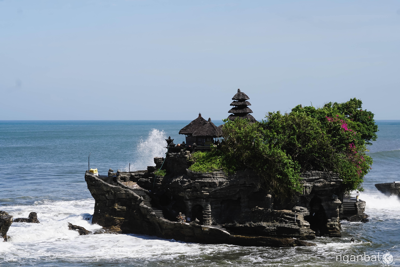 du lịch bụi Bali - tanah lot