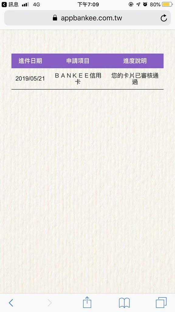 2019信用卡海外最高回饋3%bankee