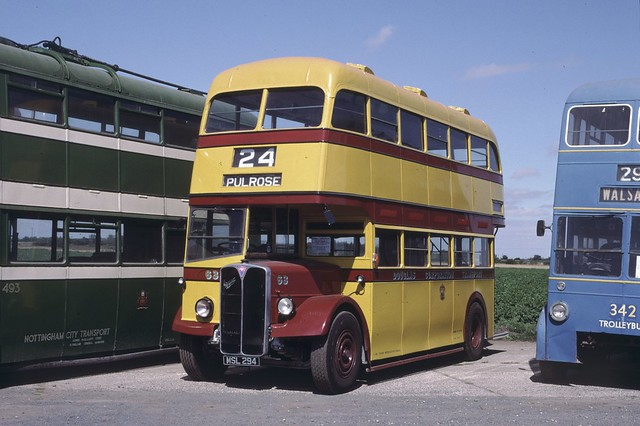 63. MSL 294: Douglas Corporation Transport (originally JMN 727)