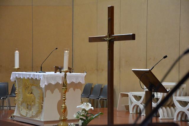 Day 3 -Hospitalite Mass