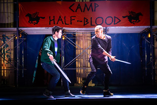 The Lightning Thief: The Percy Jackson Musical Production Photos