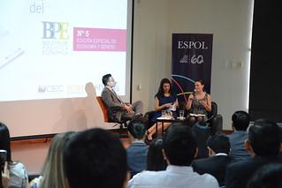 Economía y Género se debaten en Boletín de Política Económica