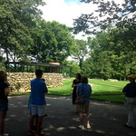 Philip Johnson Glass House Tour