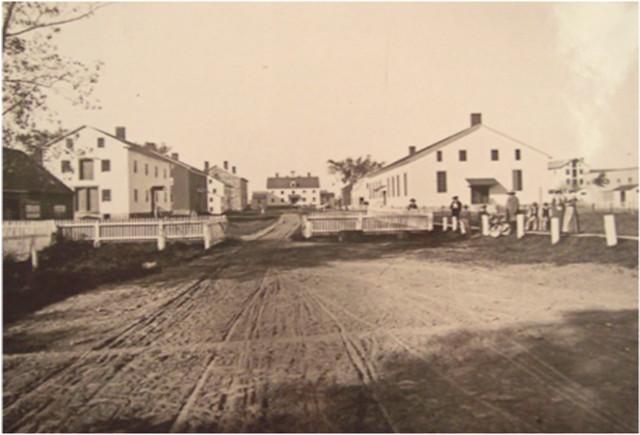 America's First Shaker Settlement