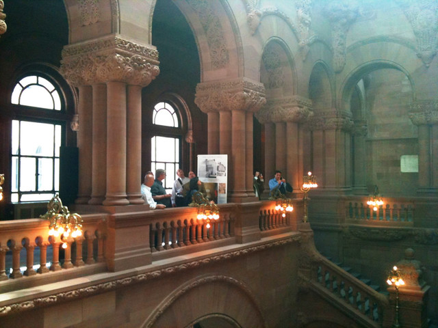 New York State Capitol Building Tour