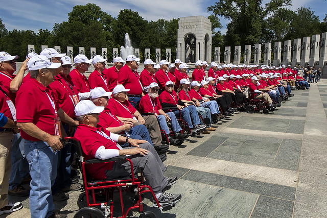 Honor Flight 36, May 21, 2019