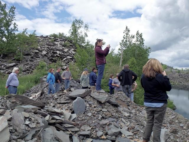 Vermont Quarries Tour