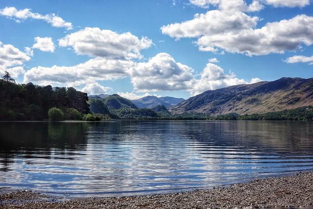 Borrowdale View, Derwent Water