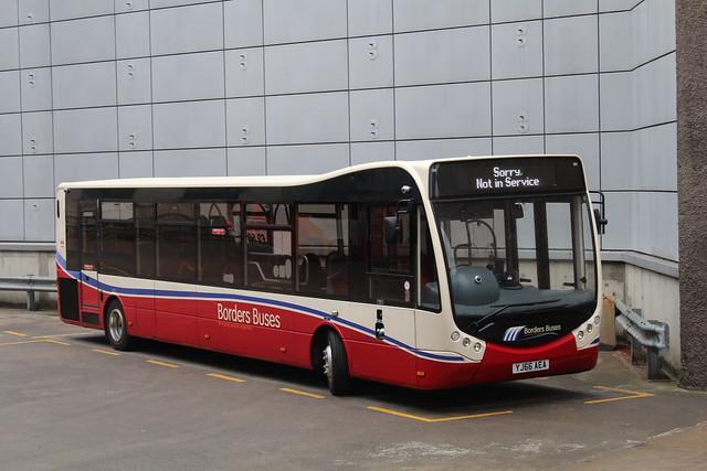 Borders Buses 11615 / YJ66 AEA