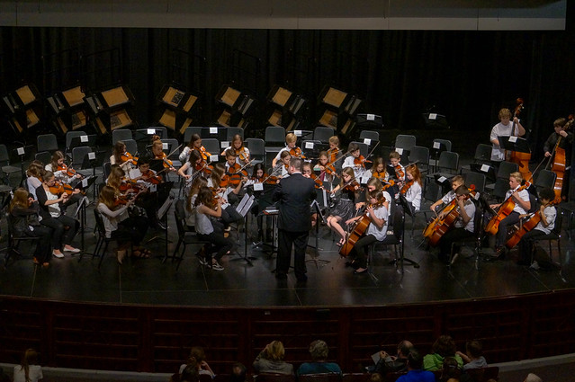 KMMS Spring Orchestra Concert 2019