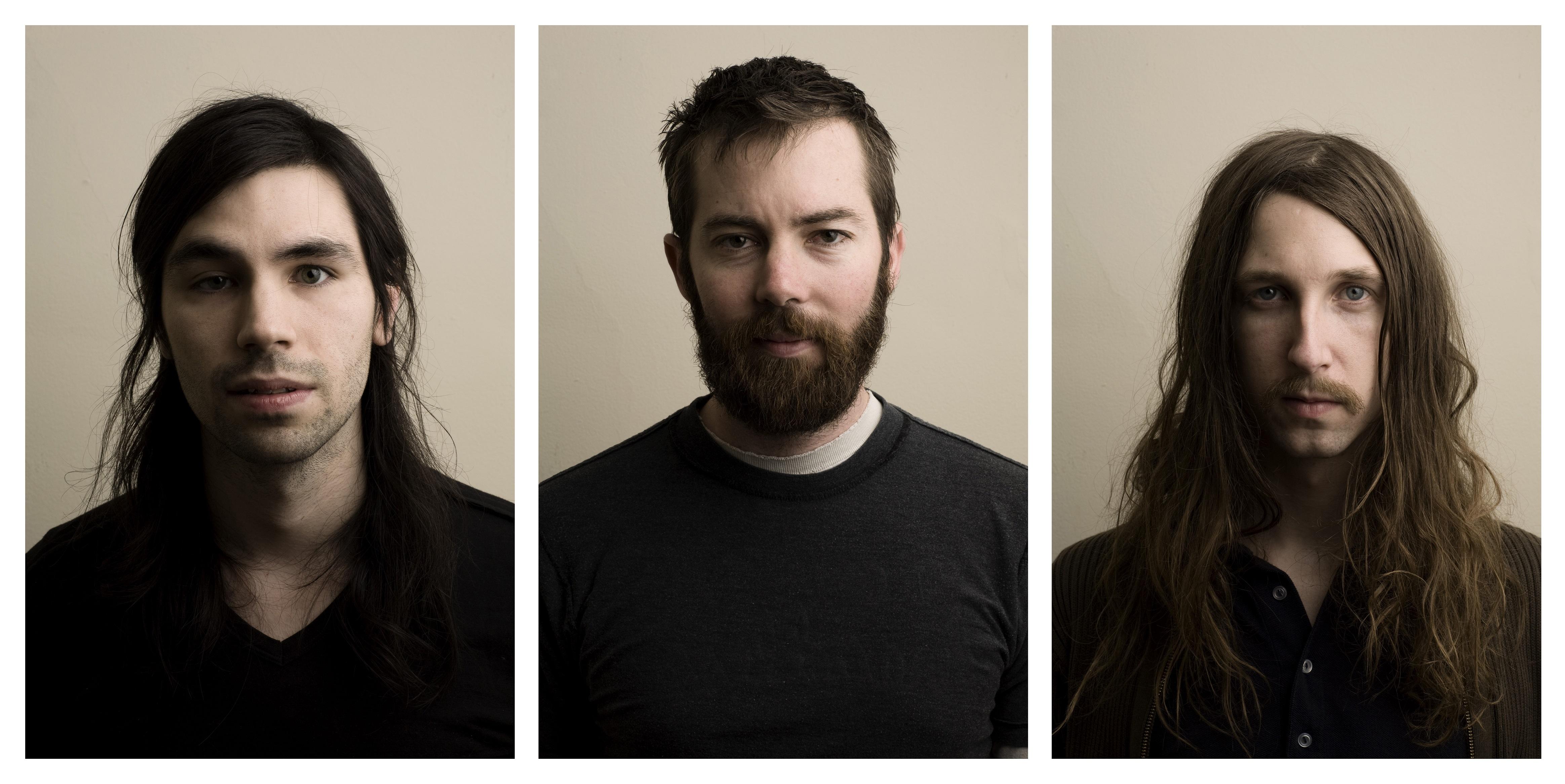 Russian Circles樂團:聆聽演奏型後金屬樂三人組扣人心弦的全新單曲《Arluck》