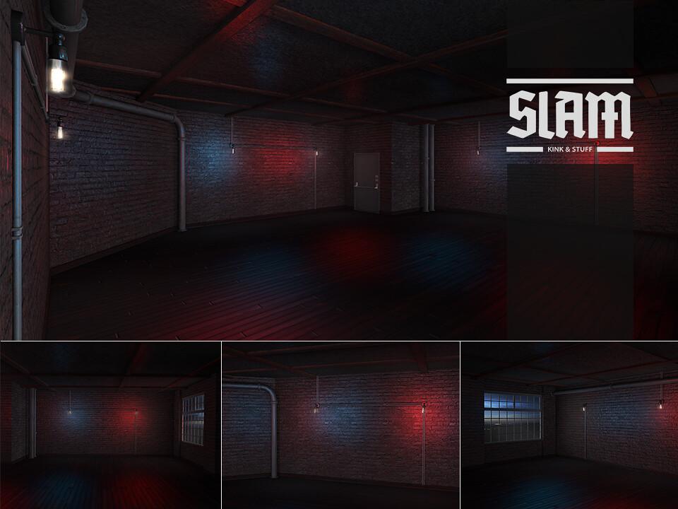 SLAM // playroom // skybox/backdrop