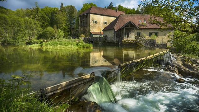 De l'eau à mon moulin !